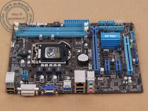 Original-ASUS-P8B75-M-LX-PLUS-LGA-1155-Sockel-H2-Intel-B75-Motherboard-DDR3