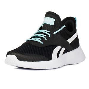 cb207a003a1 REEBOK ROYAL EC RIDE 2 LOW SNEAKERS WOMEN SHOES BLACK WHITE CM9375 ...