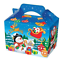 Christmas Party Food Box Kids Meal Sweet Candy Lunch Santa Xmas Boy Girls Gift