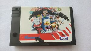 MSX-KONAMI-no-GAME-wo-10-BAI-TANOSHIMU-Cartridge-Cart-only-NTSC-J-tested-a427