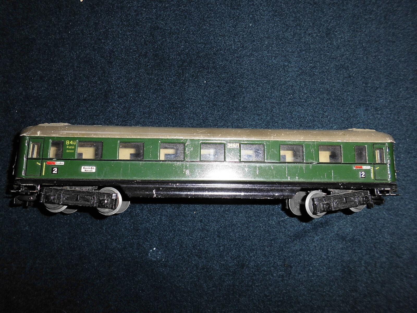 envío rápido en todo el mundo Marklin h0 - - - 346 1 - 4006 D-tren-camión verde 2 ^ KL.  online barato