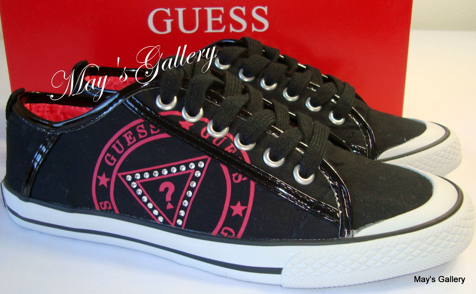 GUESS Sneaker  Sneakers Sport  Athletic   Walking Chaussures Chaussures Active  NIB Sz  6