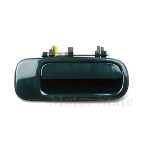 Outside Door Handle Rear Right Dark Green Pearl 6m1 For 92 96 Toyota