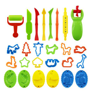 26-pcs-Dough-tools-Set-DIY-Craft-Colored-Clay-Toy-Mold-Hands-on-Creative