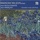 Ransom Wilson plays Damase & Françaix (2016)