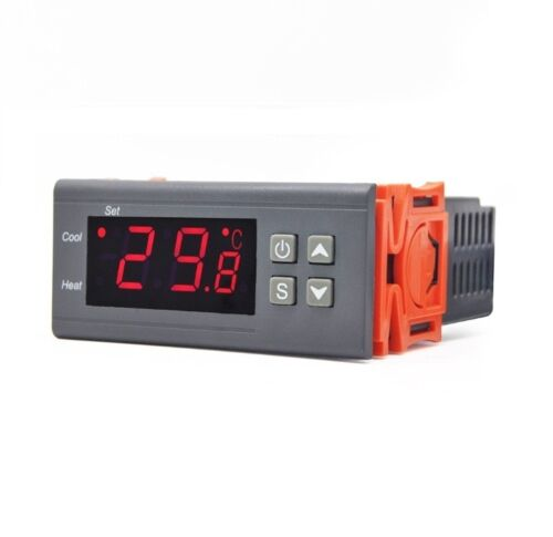 RC-316M Cool Heat Auto Switch Digital Temperature Controller Thermostat STC-1000