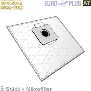 Staubsauger Filterbeutel Europlus Aka1506 Aka Bbs21 Privileg 347411 Quelle 09917 Ebay