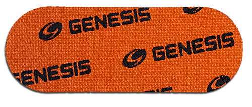 Genesis Excel 4 Performance Tape 40 Piece Fast Ship Hada Patch Prevent Blisters