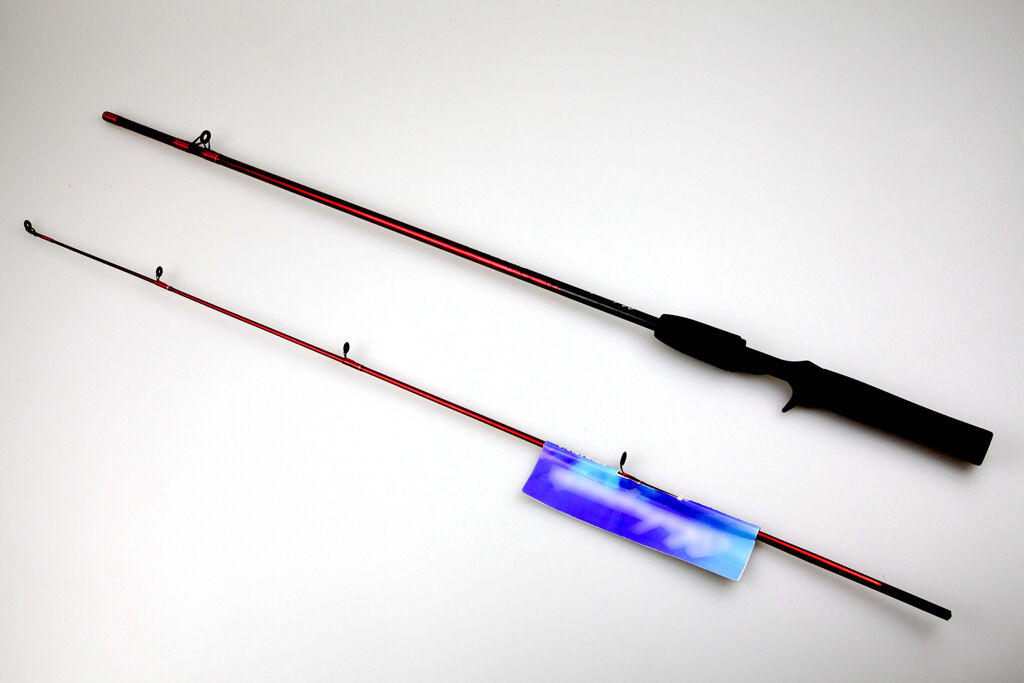 1x casting fishing pole lure fishing rod bait for Shipping fishing rods