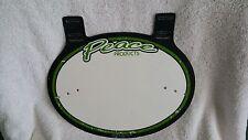 Vintage BMX Number Plate