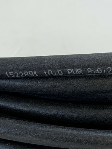 PHOENIX CONTACT 1522891 10,0 PUR  8x0,25 28//18 Fast Shipping!~Warranty~