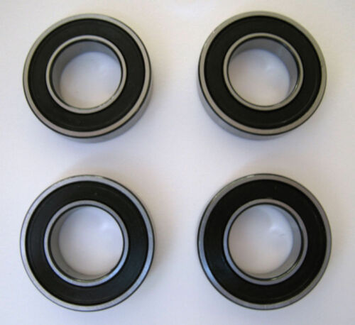 SMR3724-2RRS HYBRID CERAMIC BEARINGS - TOTAL QUANTITY 4 BEARINGS