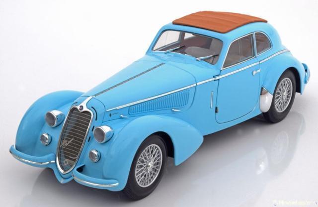 1 18 Alfa Romeo 8C 2900B Lungo 1938 1 18 • Minichamps 100120420