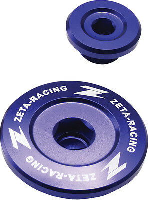 ZETA ENGINE PLUG Kawasaki KX250F,KX450F,KLX450R ZE89-1232 Fits BLUE
