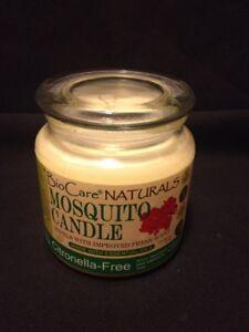 Bio Soin Naturals 15 Oz (environ 425.24 G) Moustique Bougie Citronnelle-free/burns 60 H/usa-e/ Burns 60 Hours / Usa Fr-fr Afficher Le Titre D'origine Remise En Ligne