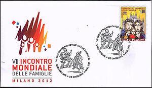 Vatikan-2012-FDC-Nr-1742-Mailand-Weltfamilientreffen
