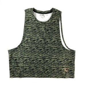 adca4e99898c5 Puma Evo AOP Womens Tank Top Velvet Rope Print Sz Large NWT Relaxed ...