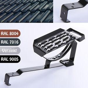 4 Stk Lehmann Kupfer Universal-Laufsteghalter für alle Dachziegel 7210005001000