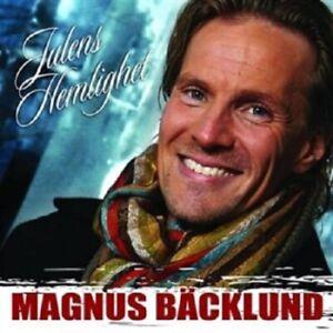 """Magnus Backlund - """"Julens Hemlighet"""" - 2010 - CD Single"""