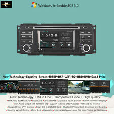 WINCE 6 AUTORADIO CAR RADIO PLAYER NAVI GPS PER CHRYSLER GRAND VOYAGER