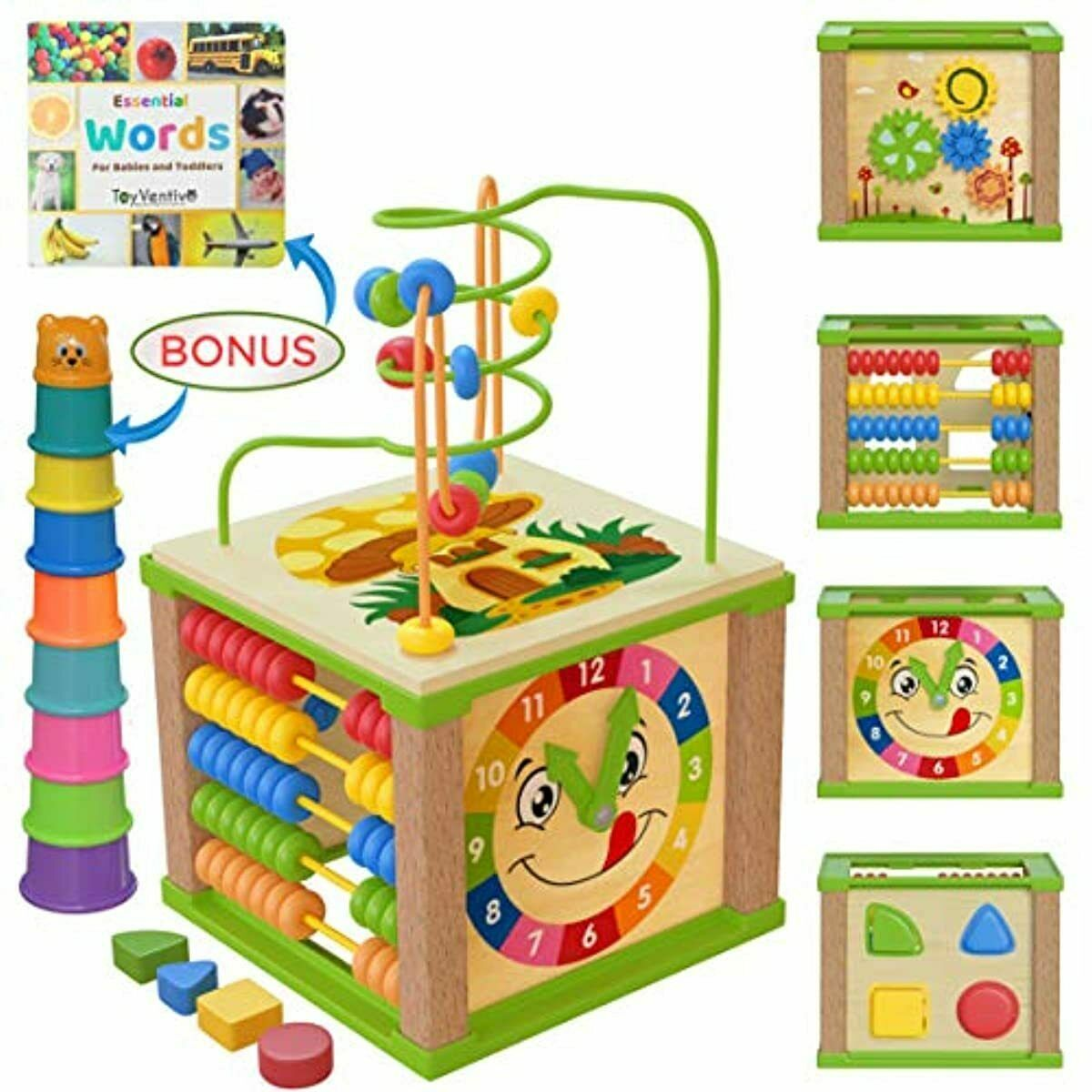 Baby Toy Tool Kit Preschool Toddler 18 24 36 Month Old Kids 1 2 3 Year Age Gift For Sale Online Ebay