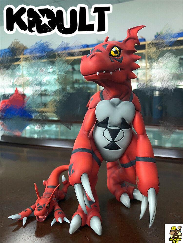 Digital figura de monstruo Kidult Studio Digimon monstruo el pedido previo GUI De Resina Estatua