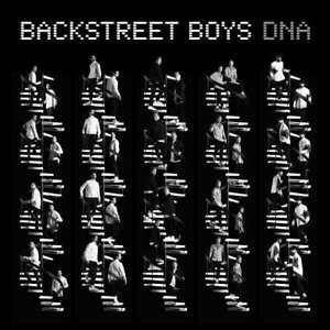 Backstreet-Boys-DNA-Neuf-CD
