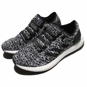 bcc960cca adidas Men s Pure Boost Running Shoes - Black White size 12 model ...