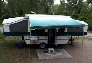 Image Is Loading 12 039 Bag Awning Pop Up Camper