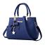Women-Faux-Leather-Handbag-Shoulder-Bag-Purse-Tote-Messenger-Satchel-Crossbody miniature 7