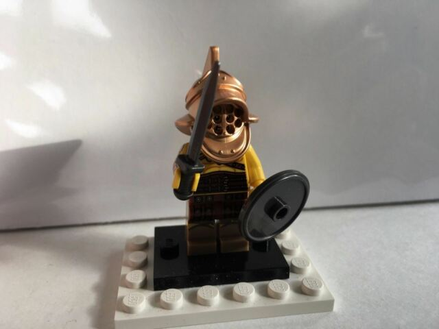 LEGO Gladiator Series 5 Spartan Rome Figure Brand New SEALED