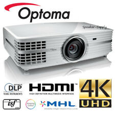 Optoma UHD60 4K Ultra High Definition Home Theater Projector DLP HDR Gaming Mode
