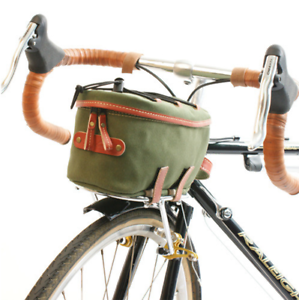 Zimbale Bicycle Waterproof  Canvas Saddlebag 2 Liter  high quaity