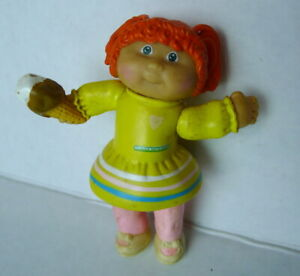 1984-Cabbage-Patch-KidsYellow-Dress-with-Ice-Cream-Moveable-LIMBS-3-25-034-PVC