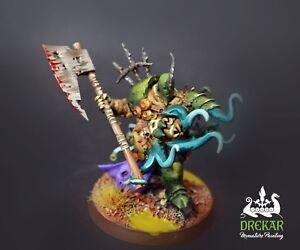 Age of Sigmar Maggotkin of Nurgle Gutrot Spume Warhammer SEE DESCRIPTION