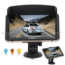 XGODY 7'' GPS Navigazione SAT NAV HD Capacitivo Per Camion Auto 8GB  Nuova Mappa