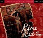My Turn [Digipak] by Lisa Cee (CD, 2012, Rip Cat Records)