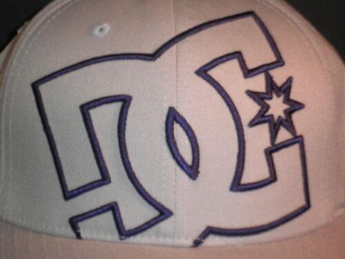 DC Shoes Swool Up 2 Hat Grey Size S//M NEW Flexfit Skate Snow BMX Cap Gray $30