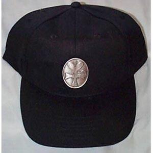 Buffy-The-Vampire-Slayer-Pewter-Logo-Baseball-Hat