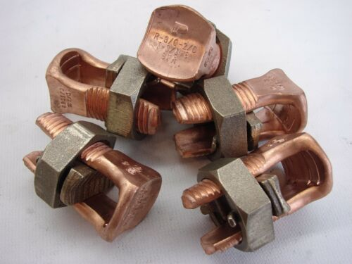 Panduit SBC3//0-Q Split Bolt Copper Connector Dual Rated #1-3//0Awg LOT OF 5  b212