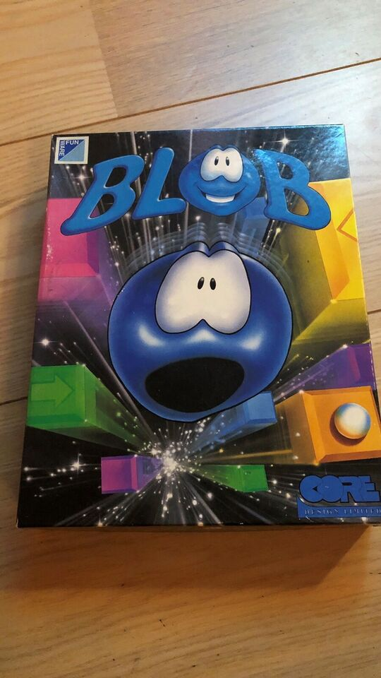Blob, Amiga spil