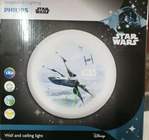 Philips Star Wars DEL 10 W = 65 W Mur /& Plafonnier IP20 900 lm Chaud