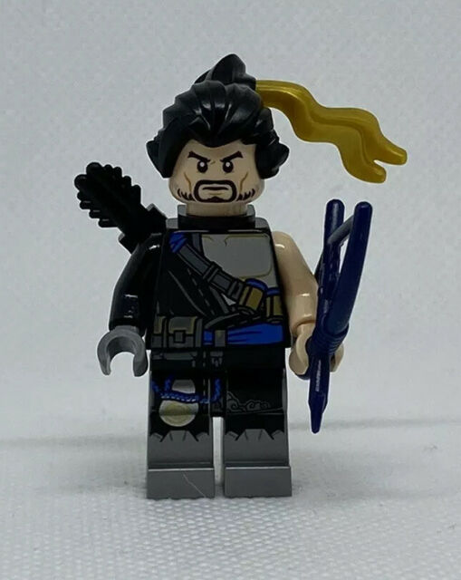 LEGO Overwatch Hanzo Minifigure 75971 Mini Fig