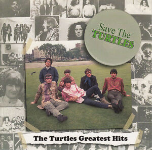 THE-TURTLES-Save-The-Turtles-Greatest-Hits-2010-vinyl-LP-reissue-NEW-SEALED