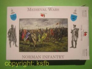 1-32-A-Call-to-Arms-36-Mittelalter-Normannen-Soldaten-Ritter-Knights-Wikinger