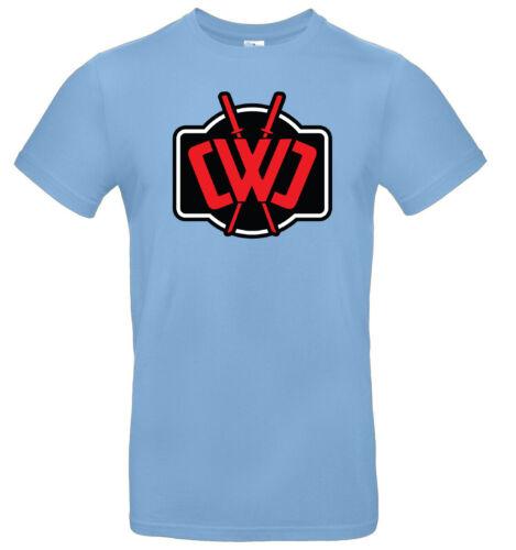 Chad Wild Clay T Shirt Kids Youtuber Gamer tshirt for Boys Girls CWC Ninja