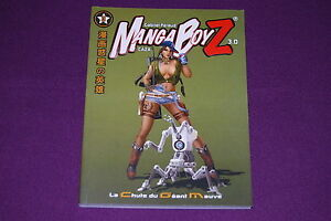 Details Sur Manga Boyz Jdr Jeu De Role Livre De Base 3 0 La Chute Du Geant Mauve Neuf
