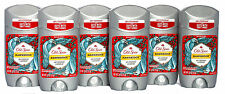Old Spice Hawkridge Anti-Perspirant/Deodorant Wild Collection 2.6 oz. Lot of 6