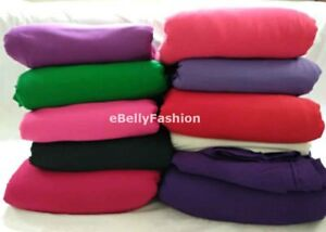 RAYON-PLAIN-COLORS-Fabric-from-India-Material-Sewing-Craft-several-Color-Yard