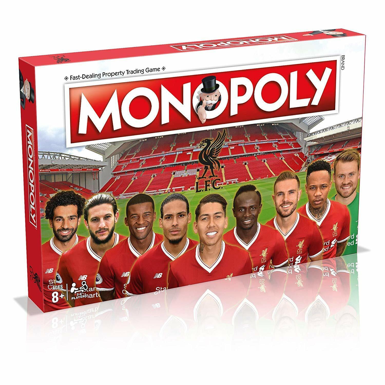 Liverpool FC - Football Club Monopoly
